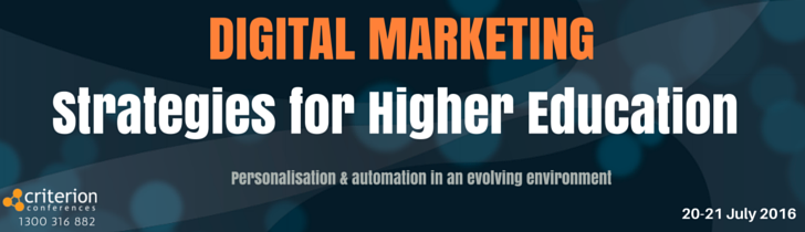 DIGITAL MARKETING Strategies for Higher Education